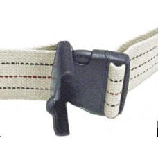 Gait Belt w/ Safety Release 2  x 48  Striped (#80515)