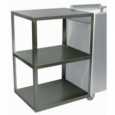 Stainless Side Table for Hot Pack Tank